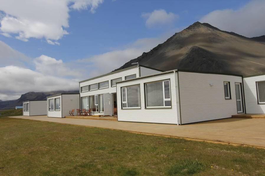Kast Guesthouse Snæfellsnes West Iceland