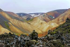 Landmannalaugar, highlands