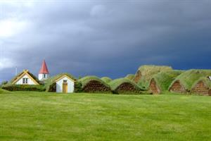 Glaumbær Farmhouse Museum, North Iceland