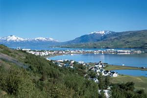 Akureyri, North Iceland