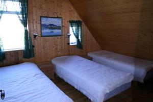 One out of seven bed rooms of the old farm house