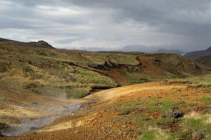 Hengill geothermal area