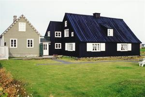 Houses at Eyrarbakki