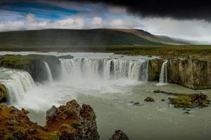 Goðafoss Waterfall