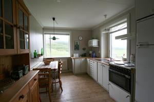Kitchen of the four person apartment