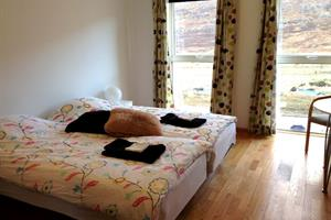 Double room at Heydalur