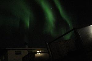 Northern lights at Lamb Inn Öngulsstaðir