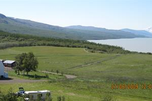 The surroundings of Hafursá