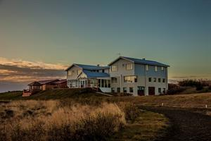 Gauksmýri Lodge, North Iceland