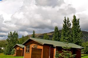 Geysir cottages - Double rooms with private bathroom in a separate house