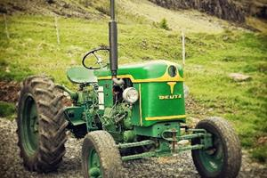 An old Deutz from 1954