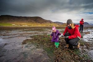 Wild Mussel Picking - Mussel picking with local farmers along the beautiful coast of Hvalfjörður fjord