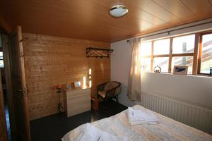 Bedroom of the apartment. Categorised as category III room