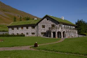 Skriðuklaustur, centre of culture and historey