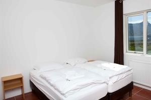 Double room with private/en-suite bathroom at Guesthouse Álfheimar