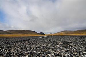 Iceland main road