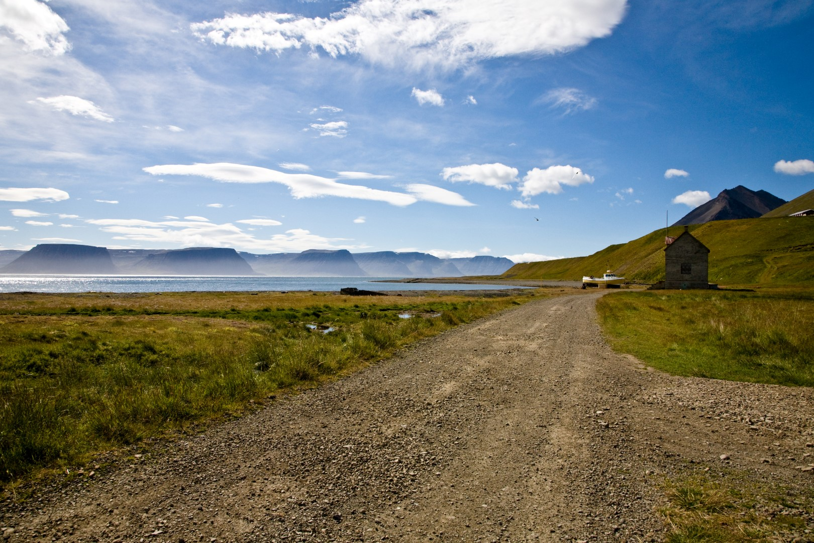 Impressive Westfjords Extension To Self Drive Tour To