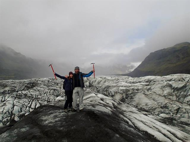 Glacier hiking in Iceland_Cathy Annetta